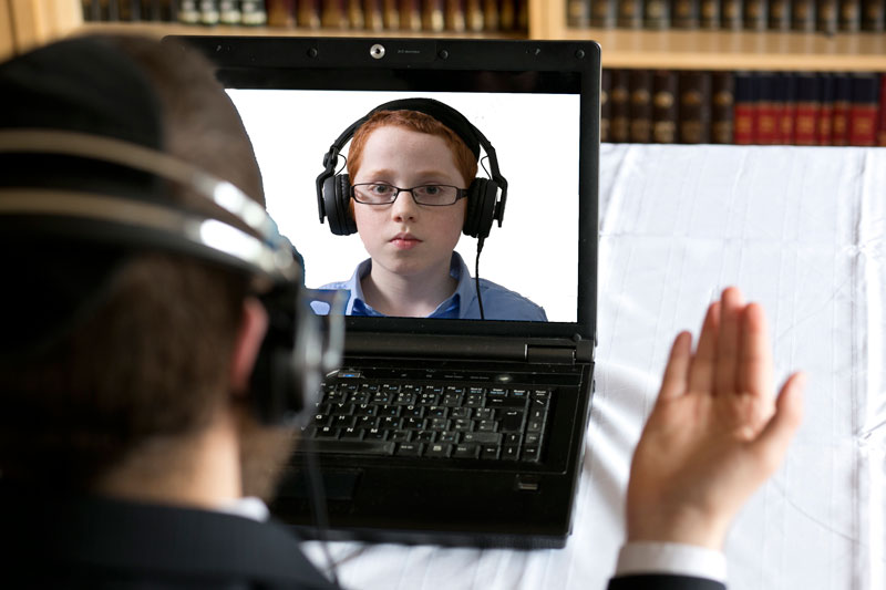 Bar Mitzvah Lessons Online